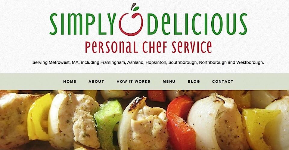 Simply Delicious Chef