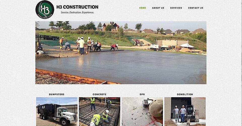 H3 Construction