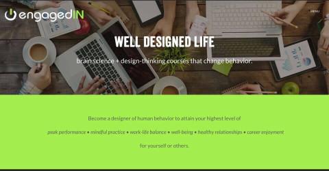 engagedIN website